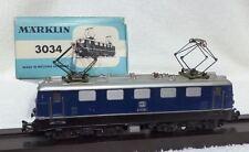 Märklin 3034 DB BR E 41 024 EERSTE VERSIE maar met niet originele stroomafnemers