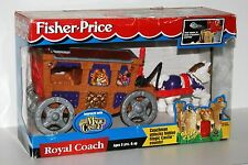 Fisher Price Great Adventures Royal Coach for The Magic Castle