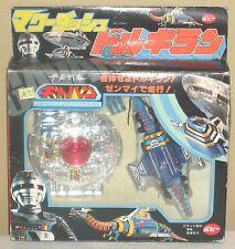 Space Sheriff Gavan Dol Giran Set Figures Dolls Chogokin Popy 1982 Mint Rare