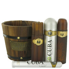 Cuba Gold Cologne By FRAGLUXE FOR MEN Gift Set 465703