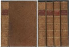 Sketches of the History of Man Complete 4 Volume Set Leather Bound