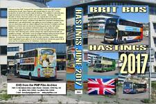 3563. Hastings. UK. Buses. June 2017. Not quite as busy as last year with rail r