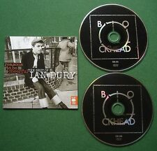 Ian Dury Reasons To Be Cheerful Best Of inc Sex & Drugs & Rock & Roll + 2 x CD