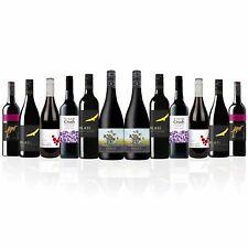Date To Impress w/ Premium Aussie Red Wine Mix Feat 5 Star Wineries (12 bottles)