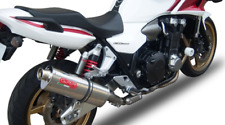 HONDA CB1300 2003/12 EXHAUST STAINLESS TRIOVAL BY GPR EXHAUSTS ITALY