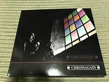 CHROMAGAIN - ANY COLOR WE LIKED CD DIGIPACK ITALIAN SYNTH POP DARKWAVE