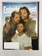 Entertainment Weekly Magazine (May 2020) Thank Heavens For SUPERNATURAL
