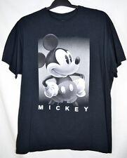 Disney Mickey Mouse T-Shirt Black Men's XL (46-48)