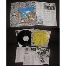 VARIOUS - ZWAP!, SUSPENDERS - Grand Prix Rock De Montpellier Rare LP Punk Rock
