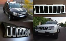 Painted Jeep Style Front Grill for Dacia Renault Duster