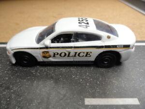 MATCHBOX POLICE UNITED STATES SECRET SERVICE SLICK TOP DODGE CHARGER CUSTOM UNIT