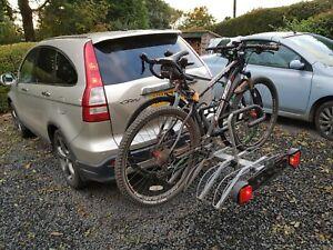 Mottez Car 4 Bike Rack