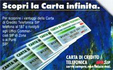 *G 108 C&C 1201 SCHEDA TELEFONICA USATA CARTA INFINITA 10 12.92 BUONA QUALITA'