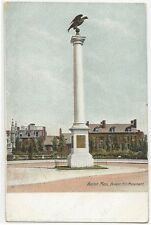 Postcards/Boston-Beacon Hill Monument, Boston MA-(divided back, unposted)