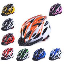 MTB Roads Mountain Bicycle Bike Cycling Sports Protect Helmet Visor Adjustable