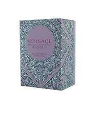 Versace Bright Crystal Absolu Eau de Parfum EDP for Women 30ml New&Sealed