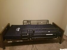 Full Electric Hospital Bed With Rails Included