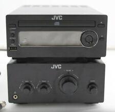 JVC DAB Hifi System Black ##DONB110
