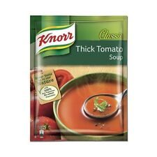 48 X knorr tomato  soup 53  grams each thick tomato soup $240 value US shipping