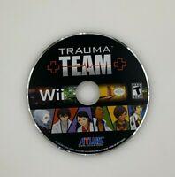 Trauma Team - Nintendo Wii Game - Disc Only