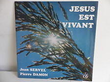 JEAN SERVEL PIERRE DAMON Jesus est vivant 300133