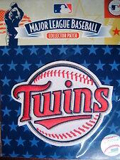 MLB Official Minnesota Twins Team Emblem Patch 2010