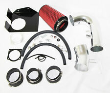 """For 97-03 Ford F150 Expedition 4.6L 5.4L V8 Red Filter Air 4"""" Intake Kit"""