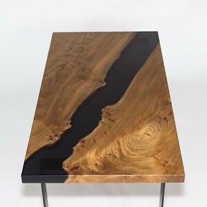 "36"" x 22"" Epoxy Table Top / epoxy Resin Coffee Home Furniture"