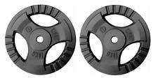 Kawmet Weight Disk Plate SET:  2 x 10 KG - 30,5 mm hole.