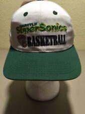 f93d281d2be Seattle Supersonics NBA Fan Cap
