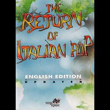 BOOK - VVAA THE RETURN OF ITALIAN POP English edition
