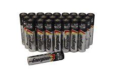 (25 Pack) Energizer AAA E92 Alkaline Batteries Exp. 12/2027 Bulk Packaging