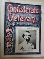 Confederate Veteran Magazine-Sept 1985, VOL XXXIII, NO 5.. Civil War (FORREST)