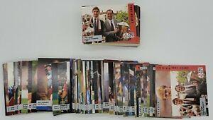 1991-1992 Pro Set Fixture List Complete Set lot of 2 RARE