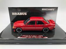 Mercedes Benz Brabus 190E 3.6S 1989 1/43 Minichamps 437032600