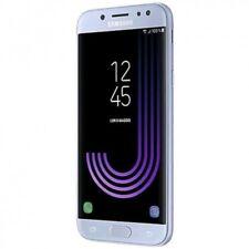 773512 Samsung Tel Sm-j730f Galaxyj7 2017 Silver Blue Tim