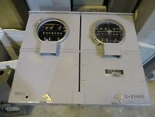 Anchor 2 Position Instrument Transformer Rated Meter Socket W/ Test Switch