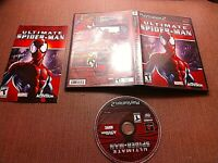 Sony PlayStation 2 PS2 CIB Complete Tested Ultimate Spider-Man Ships Fast