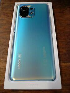 Xiaomi Mi 11 - 256Go - Bleu Horizon (Déverrouillé) (Dual SIM)