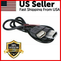 Controller to USB Female Converter Adapter Cable Cord for Xbox Console A290 USA
