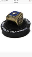 NEW YORK METS SGA 6-30-19 1969 WORLD SERIES CHAMPIONSHIP REPLICA RING