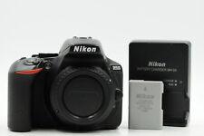 Nikon D5500 DSLR 24.2MP Digital SLR Camera Body #487