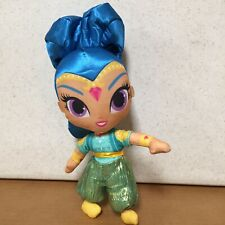 "SHIMMER AND SHINE Blue Genie 10"" inch Plush Stuffed Toy Doll Nickelodeon AR58"