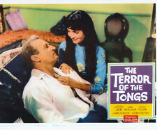 Yvonne Monlaur UNSIGNED photo - H7889 - The Terror of the Tongs