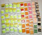 Lot of 69 Chenilles - Fly Tying Materials! -NEW