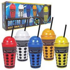 Set of 5: Doctor Who Dalek 16 oz Tumblers/Acrylic Cups