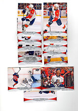 1X FLORIDA PANTHERS 2011-12 Upper Deck COMPLETE TEAM SET Base lot Series 1 & 2