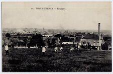 Bully-Grenay, Pas-de-Calais, France Postcard CPA - Panorama / Town View