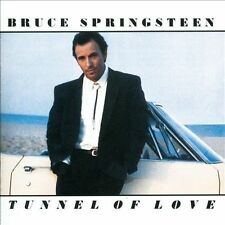 BRuCe SPRinGSTeeN TuNNeL oF LoVe BRaNd NeW SeaLeD uNoPeNeD CD CoLuMBia CK-40999