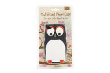 RETRO OWL SILICONE I-PHONE 4/4S CASE BRAND NEW GREAT GIFT